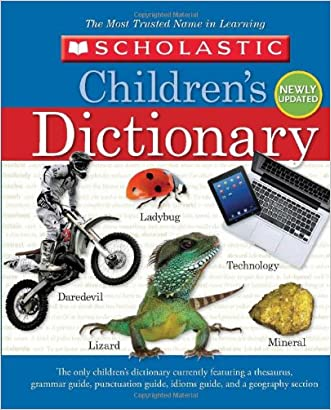Scholastic Children's Dictionary written by Scholastic