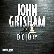 Die Jury (       UNABRIDGED) by John Grisham Narrated by Charles Brauer