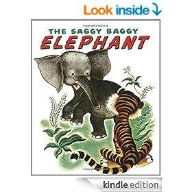 The Saggy Baggy Elephant: Read & Listen Edition (Little Golden Book)