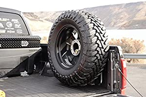 Amazon.com: Spare Tire Carrier for Pick Up Trucks: Home ...