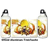 NARUTO - Minato Uzumaki Artwork Trink-Flasche 600ml