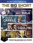 The Big Short [Blu-ray + DVD + Digita...