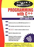 Schaum's Outline of Programming with C++ (0071353461) by John Hubbard