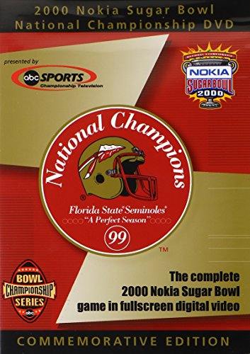 2000 Sugar Bowl-Florida State Vs Virginia Tech (Florida State Football compare prices)