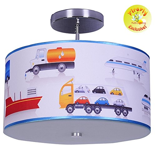 Firely Kids Lighting - Speed Of Light Ceiling Light