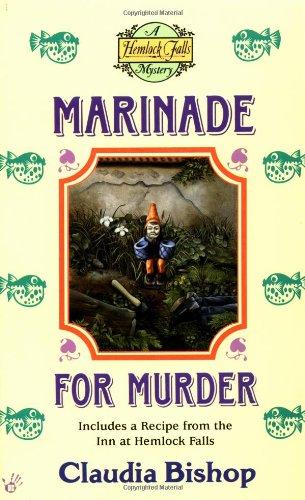 Marinade For Murder (Hemlock Falls Mystery)