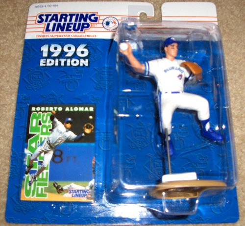 Roberto Alomar Starting Lineup 1996 Edition Blue Jays Baseball