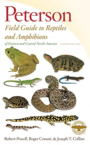 peterson-field-guide-to-reptiles-and-amphibians-of-eastern-and-central-north-america-fourth-edition-