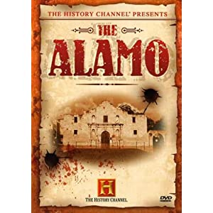 The History Channel Presents The Alamo movie