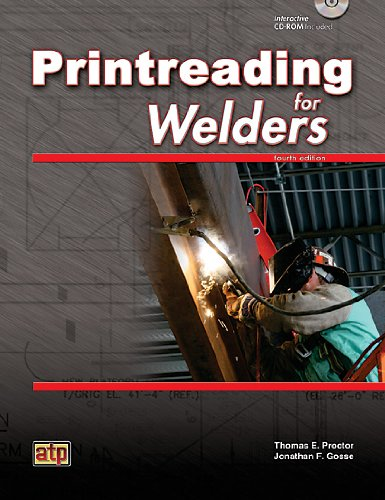 Print Reading for Welders - Amer Technical Pub - AT-3051 - ISBN: 0826930514 - ISBN-13: 9780826930514