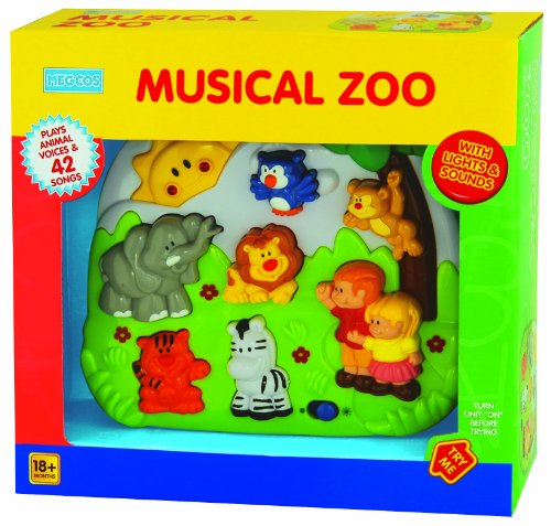 megcos Musical Zoo Plays 42 Songs - 1