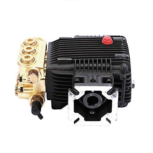 Sanven Pressure Washer Pump For Contractors 4 Bolt Pattern Horizontal Shaft High Grade front-604279