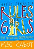 Meg Cabot Allie Finkle's Rules for Girls: Best Friends and Drama Queens