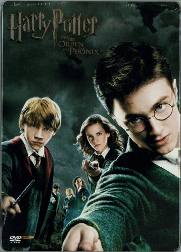 Harry Potter und der Orden des Phönix (Steelbook)