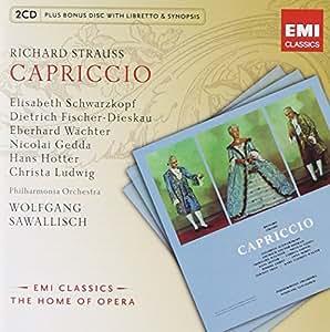 R. Strauss : Capriccio