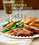 img - for The Diabetes Menu Cookbook: Delicious Special-Occasion Recipes for Family and Friends book / textbook / text book