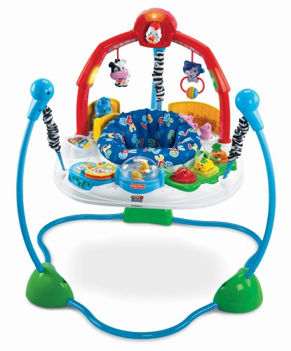 Why Should You Buy Fisher-Price Laugh and Learn Jumperoo