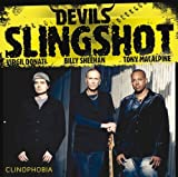 Clinophobia by Devil's Slingshot (2008) Audio CD