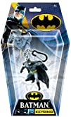 DC Batman Dodging PVC Figural Key Ring
