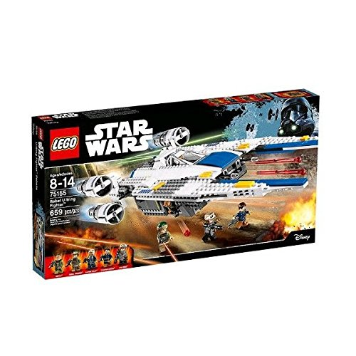 LEGO Star Wars 75155 Rebel U-Wing Fighter Building Set