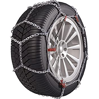 THULE | KONIG CB-12 100 Snow chains, set of 2