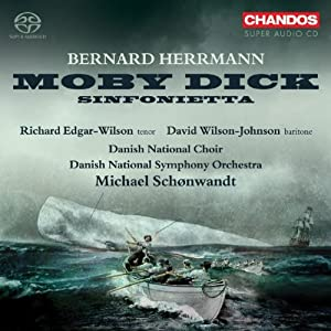 Herrmann: Moby Dick - Sinfonietta