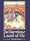 img - for The Marvelous Land of Oz (Books of Wonder) book / textbook / text book