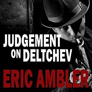 Judgement on Deltchev Audiobook