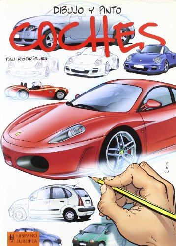 Dibujo y pinto coches