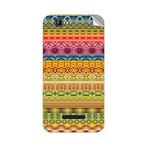 Garmor Designer Mobile Skin Sticker For Lava Iris X8 - Mobile Sticker