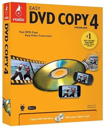 Easy DVD Copy 4 Premier