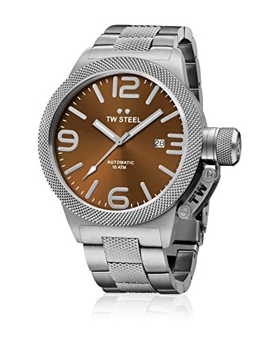 TW Steel Orologio Automatico Unisex CB25 Canteen Collection 45 mm