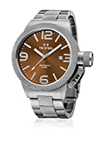 TW Steel Reloj automático Unisex CB25 Canteen Collection 45 mm