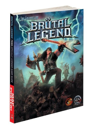 Brutal Legend: Prima Official Game Guide