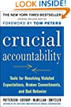 Crucial Accountability: Tools for Res...