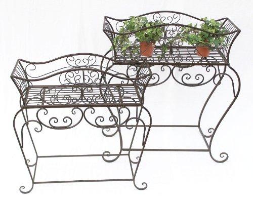 blumenregale sonstige preisvergleiche. Black Bedroom Furniture Sets. Home Design Ideas