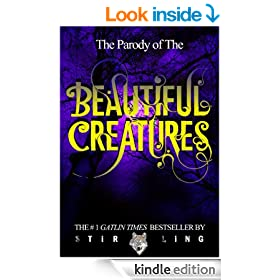 The Parody of The Beautiful Creatures (Parody of Bestseller Book 1)