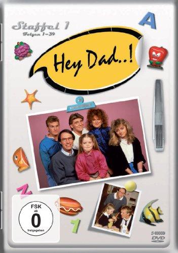 Hey Dad..! - Staffel 1, Folgen 01-39 [5 DVDs]