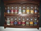 RSVP Endurance Steph's Spice Labels (set of 50)