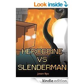 Herobrine vs Slenderman (Legendary Minecraft Stories)