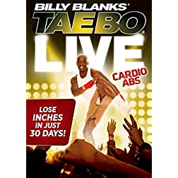 Billy Blanks: Cardio Abs LIVE