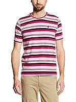 CONTE OF FLORENCE Camiseta Manga Corta (Multicolor)