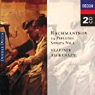Rachmaninov : 24 Pr�ludes - Sonate n� 2 (Coffret 2 CD)