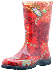 Sloggers  Women's Rain and Garden Boot with