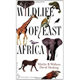 Wildlife of East Africa (Princeton Pocket Guides)von &#34;Martin B. Withers&#34;