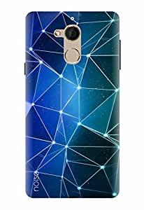 Noise Designer Printed Case / Cover for Coolpad Note 5 / Nature / The Long Road Design