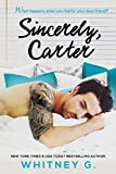 Sincerely, Carter (English Edition)