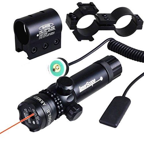 LMJ-CN® impermeabile all'esterno regolazione rosso laser laser mirino con libera a coda di rondine montare 8 figura