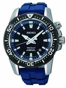 Seiko Sportura Kinetic Gents Divers Watch SKA563P1