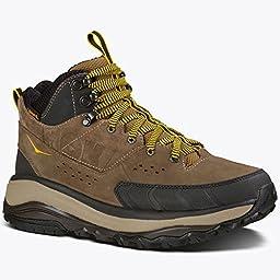 1008982-BGDR Hoka One One Men\'s Tor Summit Mid Hiking Shoes - Brown - 11.5\\M